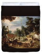 Garden Of Eden Duvet Cover
