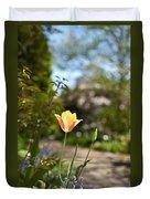 Garden Radiance Duvet Cover