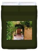 Garden Suite Duvet Cover