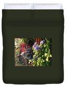 Garden Zen Art Duvet Cover