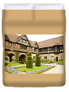 Gardens At Cecilienhof Palace Duvet Cover