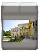 Gardens Of Wilanow Palace - Warsaw Duvet Cover