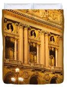 Garnier Opera House Duvet Cover