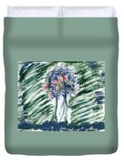 Gated Forest Duvet Cover