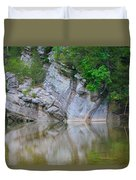 Gator Rock Duvet Cover