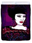 Geisha 3 Duvet Cover