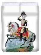 General Andrew Jackson, Hero Of New Duvet Cover