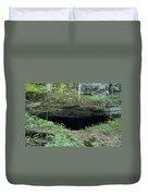 General Davis Cave Duvet Cover