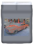 General Lee One Duvet Cover