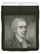 General Samuel B. Webb Duvet Cover