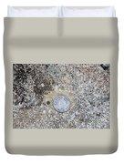 Geological Marker Duvet Cover