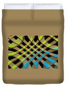 Geometrical Colors And Shapes 1 Duvet Cover