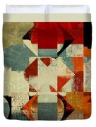 Geomix 04 - 39c3at227a Duvet Cover
