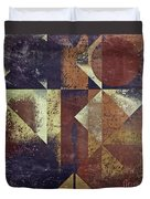 Geomix 04 - 6ac8bv2t7c Duvet Cover by Variance Collections