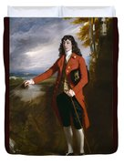 George Boone Roupell Duvet Cover