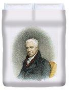 George Crabbe (1754-1832) Duvet Cover