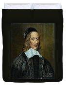 George Herbert (1593-1633) Duvet Cover