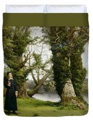 George Herbert At Bemerton Duvet Cover