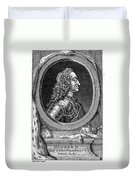 George II (1683-1760) Duvet Cover