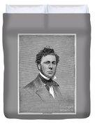 George Steers (1820-1856) Duvet Cover