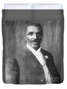 George W. Carver, African-american Duvet Cover