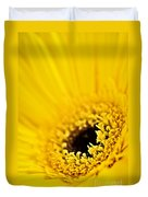 Gerbera Flower Duvet Cover