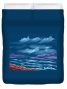 Ghost Sisters Cove Duvet Cover