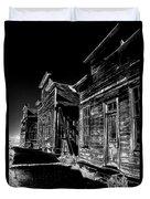 Ghost Town Duvet Cover