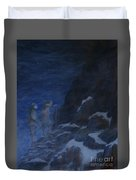 Ghosts Of Everest Duvet Cover