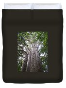Giant Kauri Grove Duvet Cover