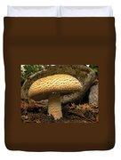 Giant Prince Mushroom Duvet Cover