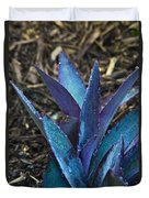 Giant Purple Wandering Jew 2 Duvet Cover