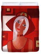 Gina Duvet Cover
