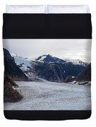 Glacial Field Duvet Cover