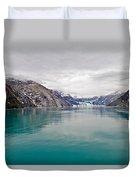 Glacier Bay National Park Duvet Cover