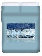 Glacier Face Duvet Cover