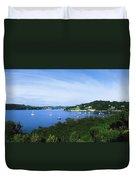 Glanmore Lake, Beara Peninsula, Co Duvet Cover
