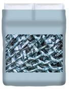 Glass Scales Duvet Cover