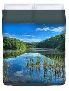 Glassy Waters Duvet Cover