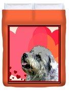 Glen Of Imaal Terrier Duvet Cover