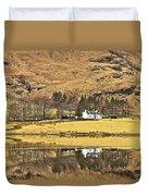 Glencoe Cottage II Duvet Cover