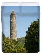 Glendalaugh Round Tower 10 Duvet Cover