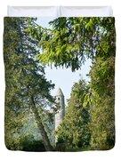 Glendalaugh Round Tower 12 Duvet Cover
