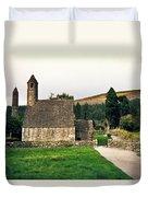 Glendalaugh Tower 16 Duvet Cover