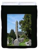 Glendalaugh Tower 17 Duvet Cover