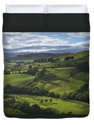 Glenelly Valley, County Tyrone Duvet Cover