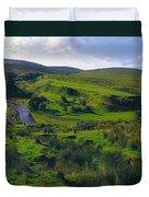 Glenelly Valley, Sperrin Mountains, Co Duvet Cover
