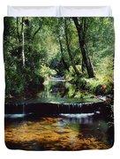 Glenleigh Gardens, Co Tipperary Duvet Cover