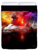 Global Warming- Duvet Cover