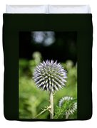 Globe Thistle Duvet Cover